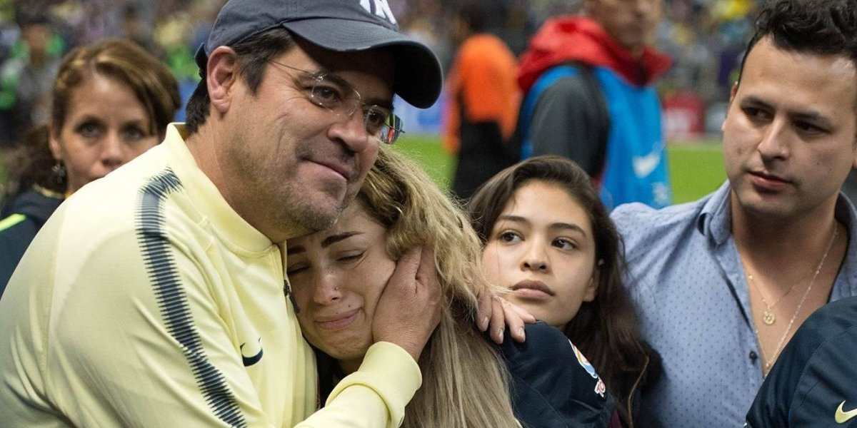 Juvenil del América fallecido en sismo recibe homenaje en Clásico