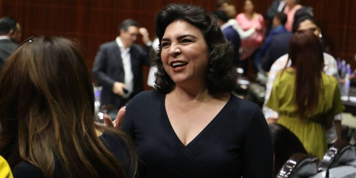 Ex gobernadora Ivonne Ortega buscará ser candidata del PRI a la Presidencia