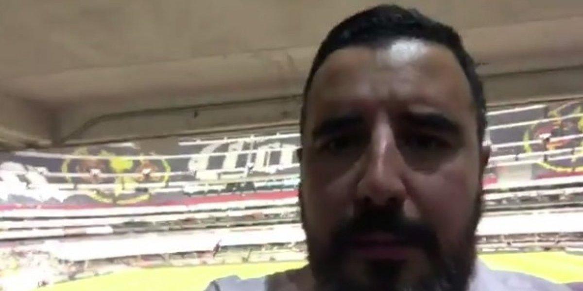 Alvaro Morales se burla de Chivas y José Ramón lo bloquea en Twitter