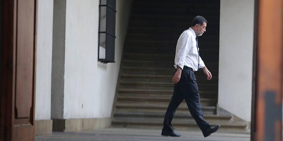 """Aleuy vuelve a La Moneda tras vacaciones en medio de revés tras liberación de detenidos por """"Operación Huracán"""""""
