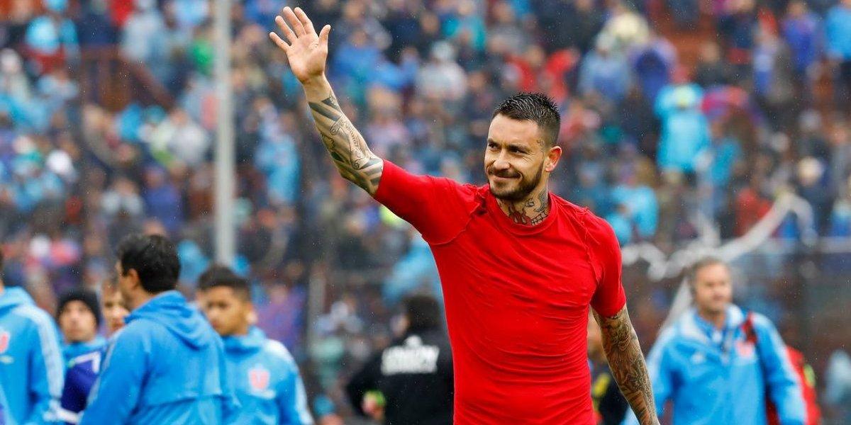 La U recupera los goles de Mauricio Pinilla para el partido con Palestino