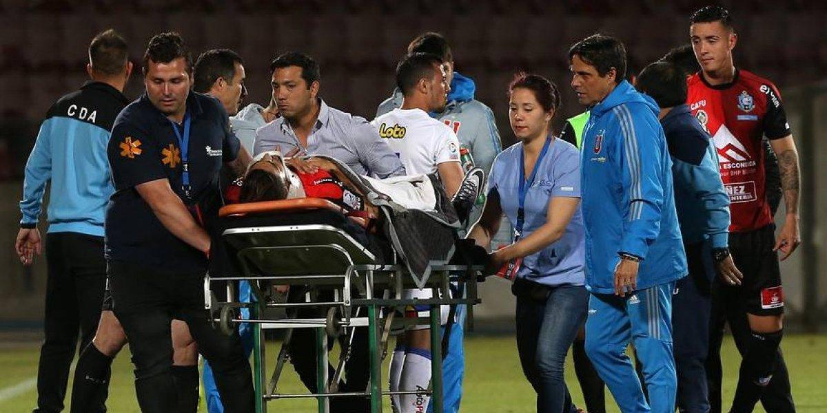 Paulo Magalhaes presenta una laceración pulmonar y permanece en observación