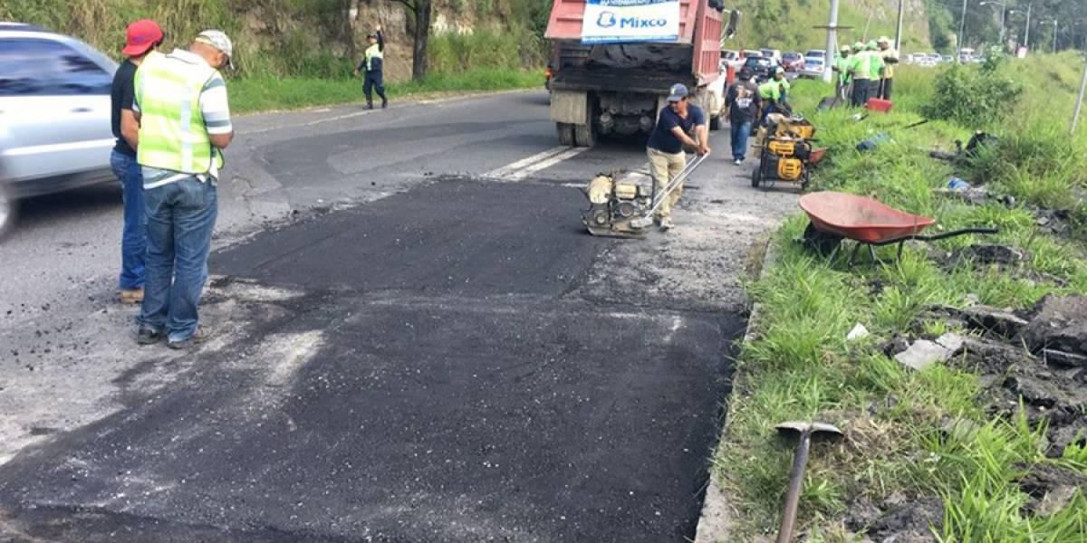 Neto Bran atiende solicitudes de vecinos para asfaltar calles