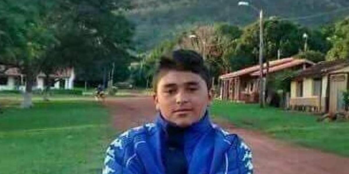 Tristeza por muerte de menor de edad que viajó a Perú a ver a la selección Colombia