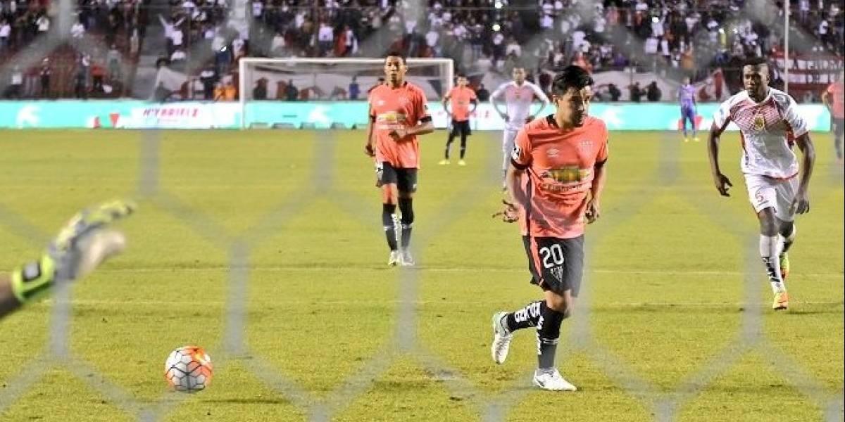 Liga de Quito venció 3-1 a Fuerza Amarilla