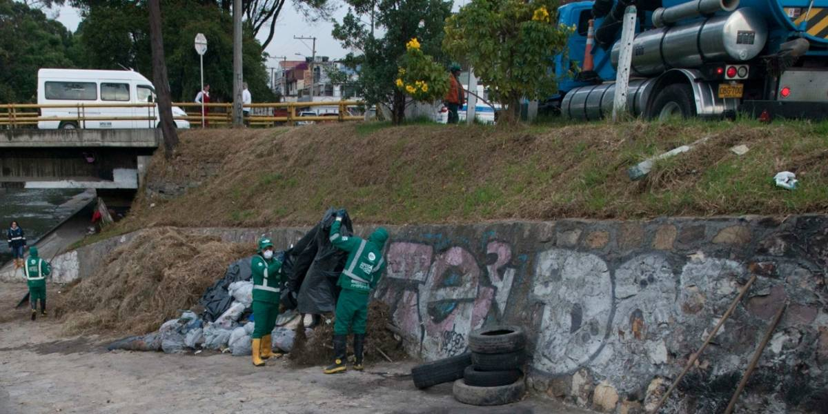 Prepárese para la temporada de lluvias en Bogotá