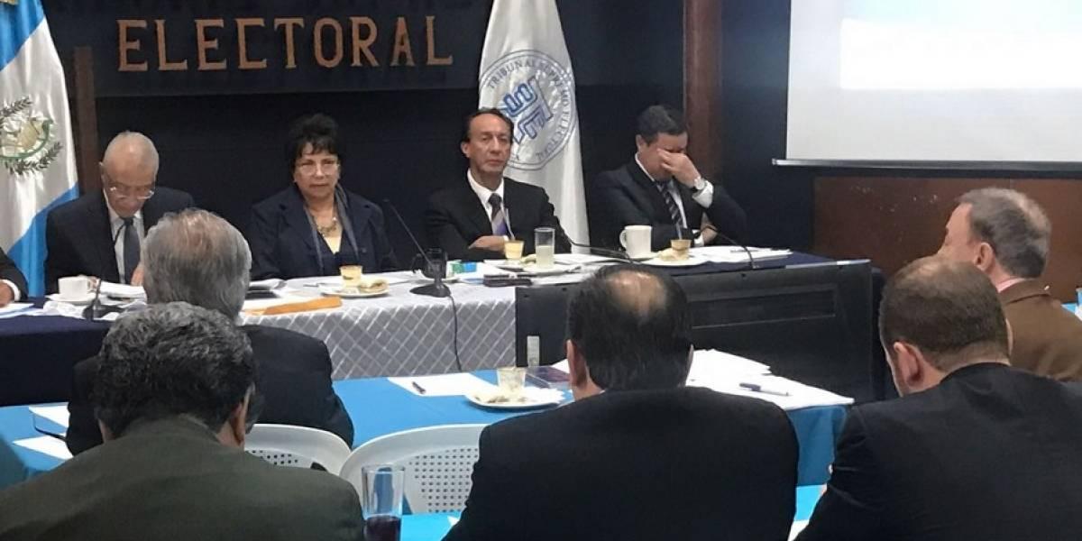 TSE sin plazo para presentar reformas electorales
