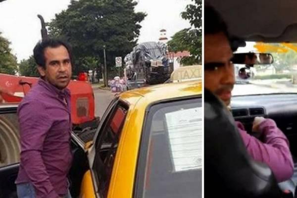 Taxista agrede a una mujer que cargaba a su hija por no pagarle con cambio