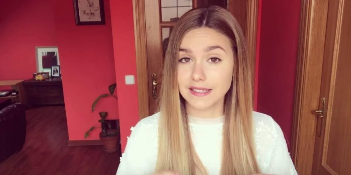 Youtuber Alziur comparte la rutina que la ha hecho perder más de 10 kilos