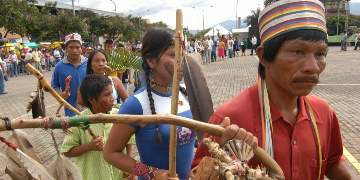 Al menos ocho heridos dejan protestas de indígenas