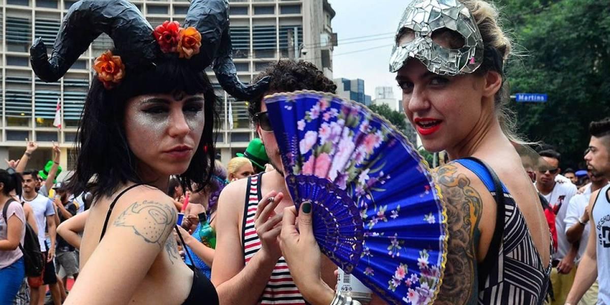 Carnaval em São Paulo começa neste sábado