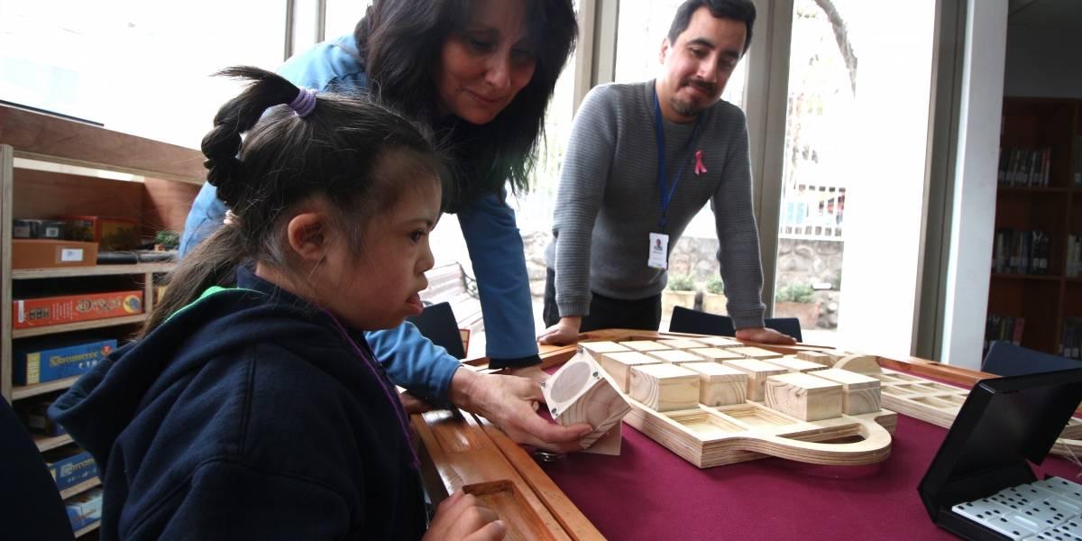 Habilitan biblioteca para personas en situación de discapacidad: también prestan juegos de mesa de forma gratuita