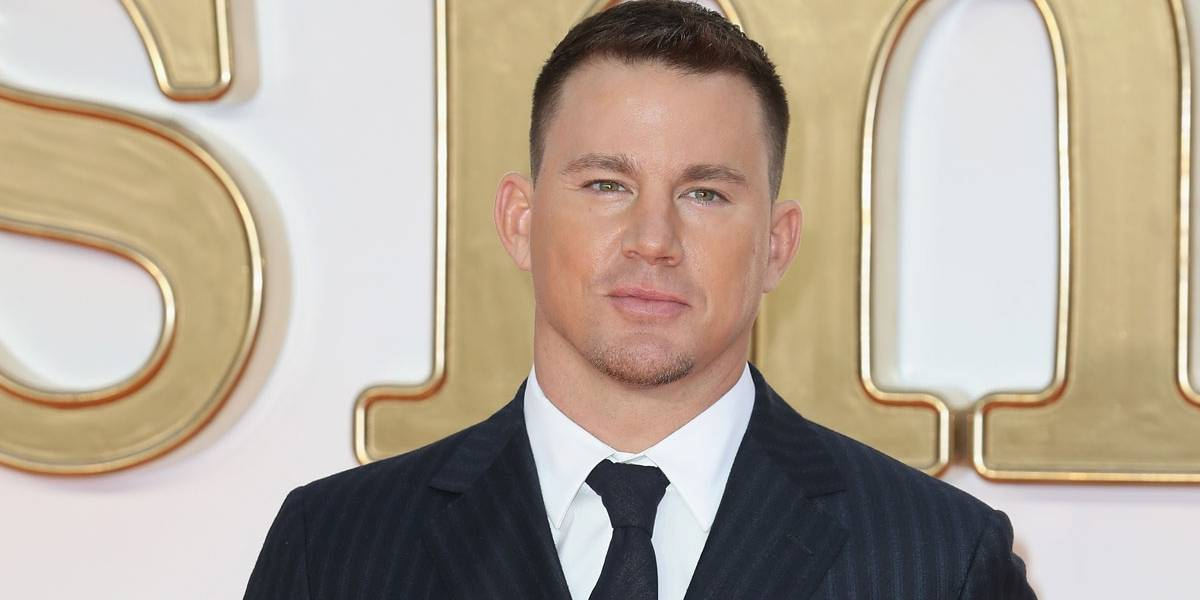 Channing Tatum fez fila andar e está namorando cantora britânica que é a cara da ex, Jenna Dewan