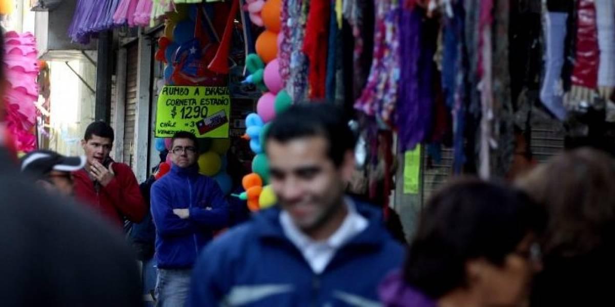 Alza en calzado y vestuario repunta ventas del comercio minorista en regiones