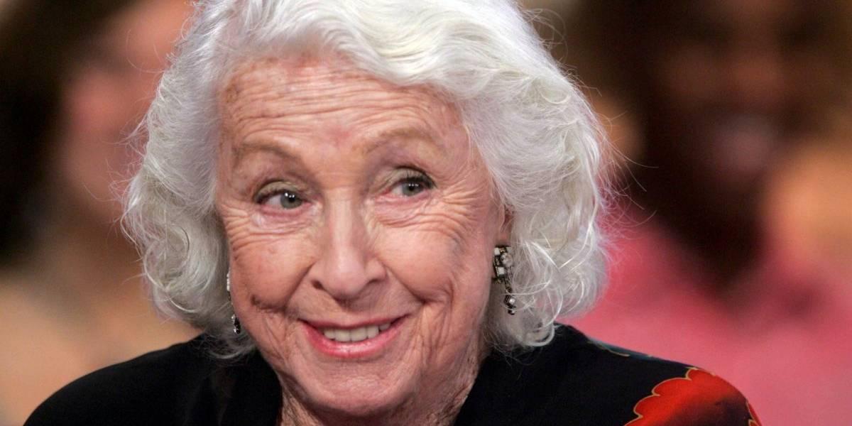 Fallece a los 100 años Danielle Darrieux, ícono del cine francés