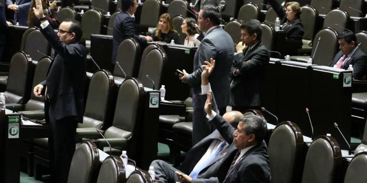 Diputados aprueban en lo general Ley de Ingresos 2018