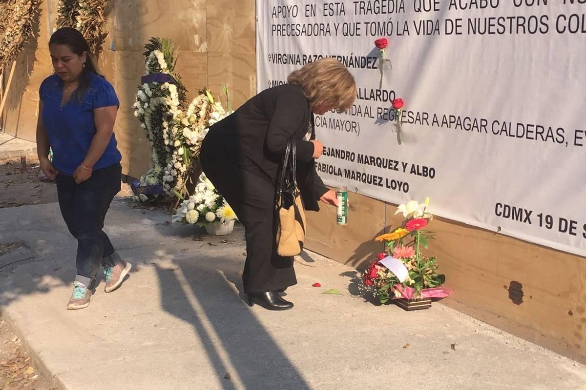 Homenaje en Petén y Zapata | Foto: Especial