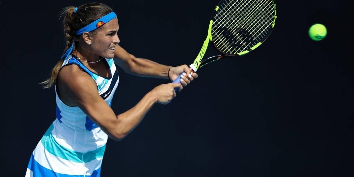 Mónica Puig logra ardua victoria hacia las semifinales en Luxemburgo