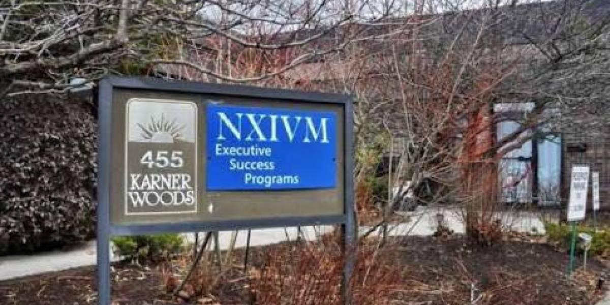 NXIVM se deslinda de grupo acusado
