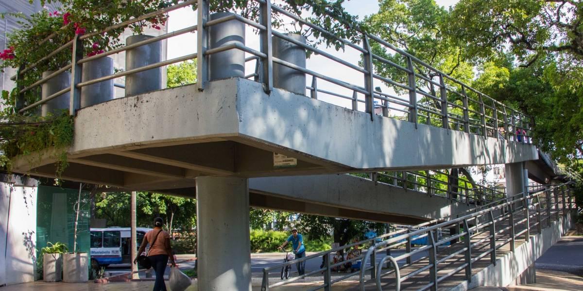 Delincuentes se robaron un puente para unir dos veredas en Santander