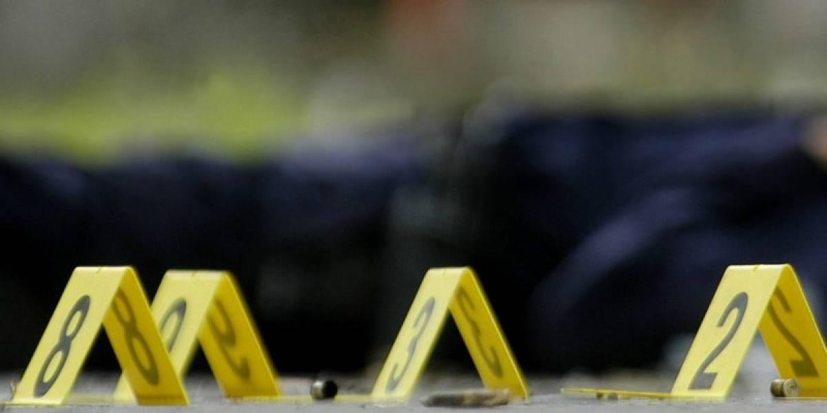 """""""Me robaron"""", señala hombre atacado a balazos tras salir de agencia bancaria"""