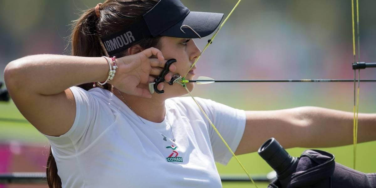 Fernanda Zepeda se inspira y avanza a cuartos de final del Mundial