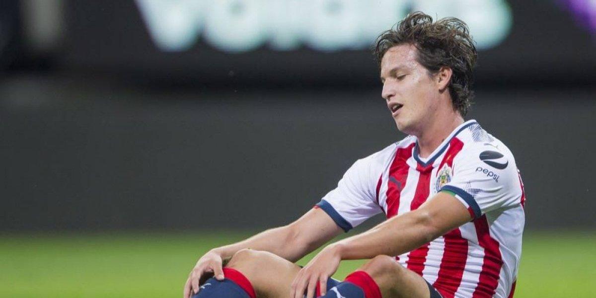 Chivas asegura que no puede tirar el Torneo Apertura 2017