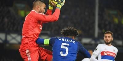 La pelea se desató por culpa de Williams y terminó en una gran trifulca / imagen: Getty Images