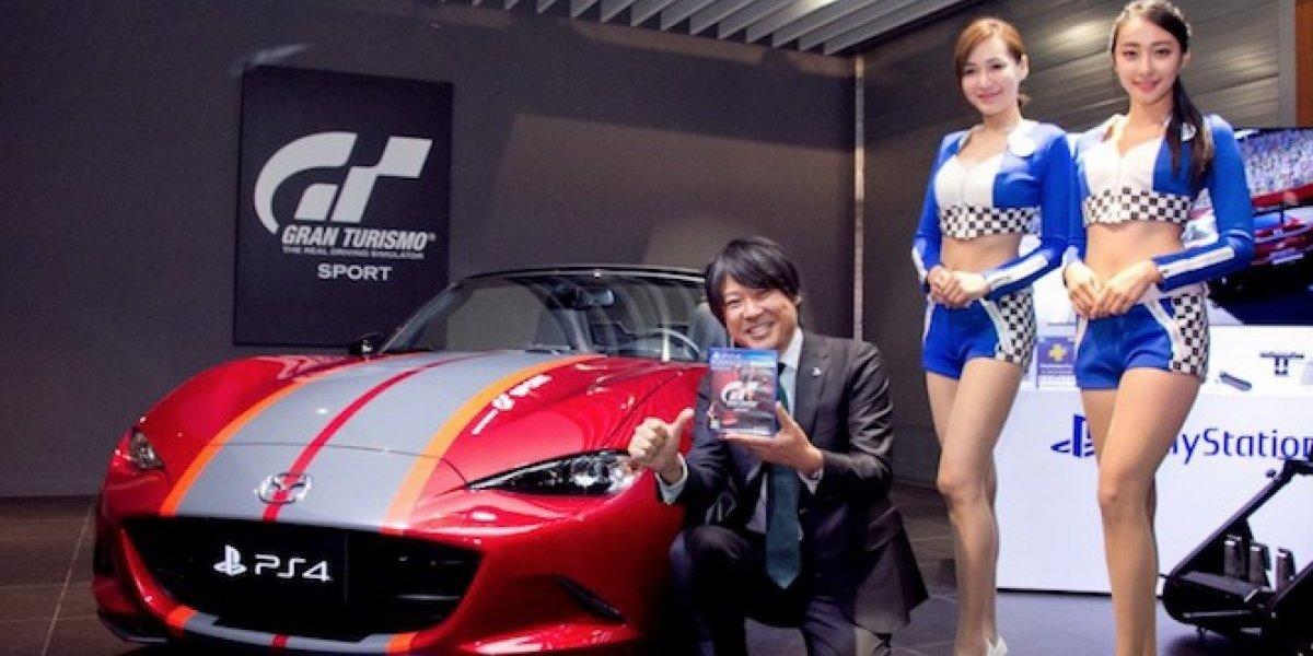 Gran Turismo lanza edición especial de 870 mil pesos