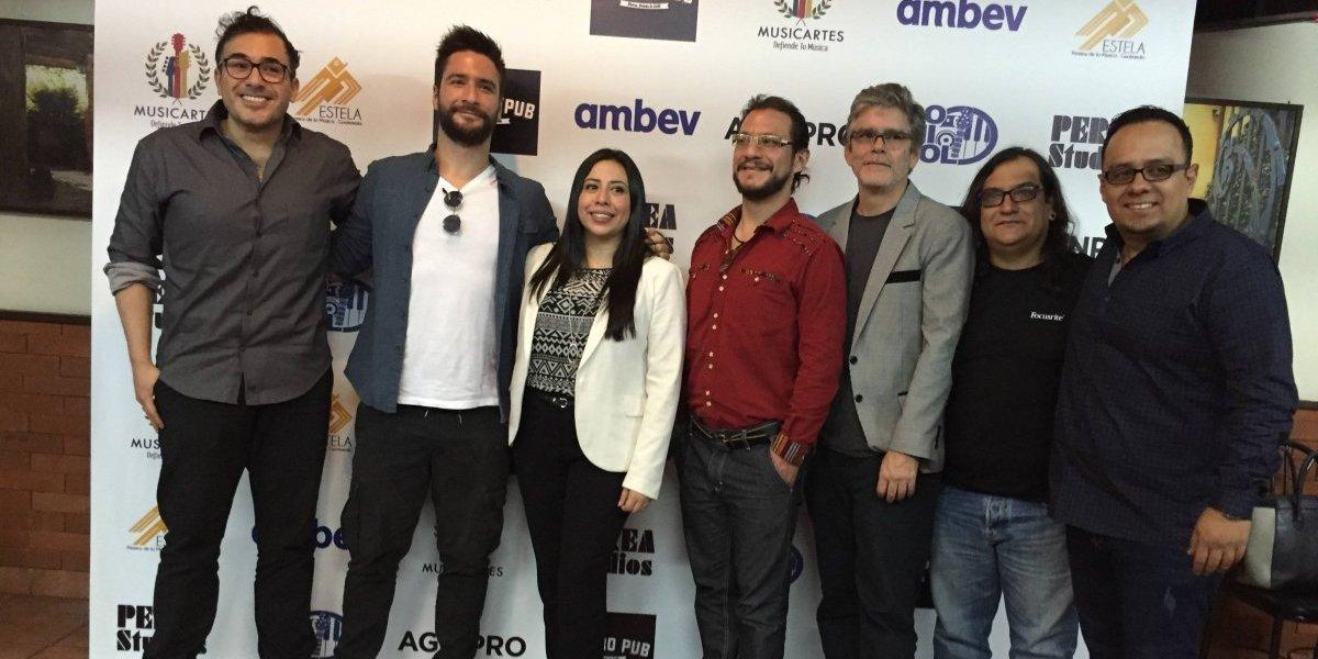 Vota por tu artista musical guatemalteco favorito en los Premios Estela