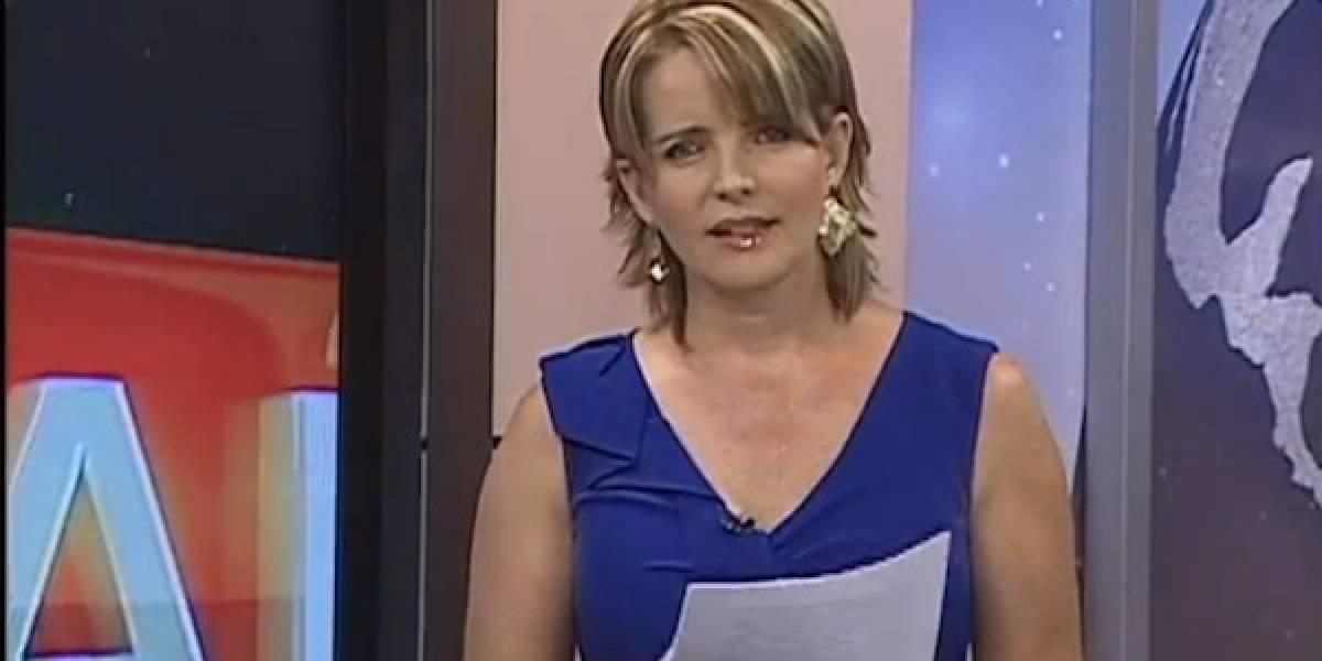 Periodistas piden seguridad para Janet Hinostroza