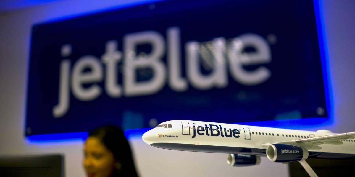 JetBlue dejará de vender boletos electrónicos