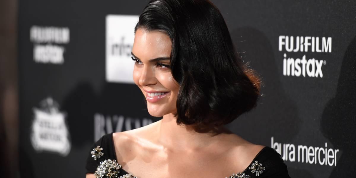 Kendall Jenner mostró su derriére en una sexy foto y fans creen que está editada