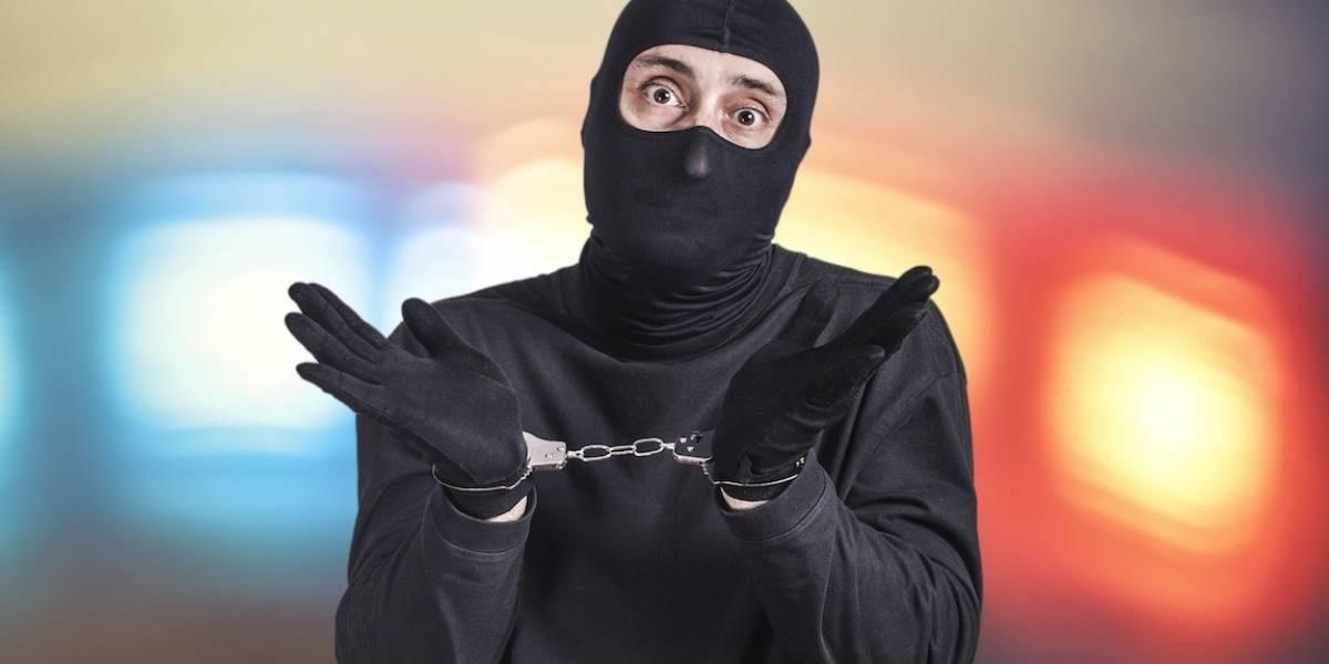 Ladrón termina en el hospital tras tragarse los aretes que le había robado auna mujer