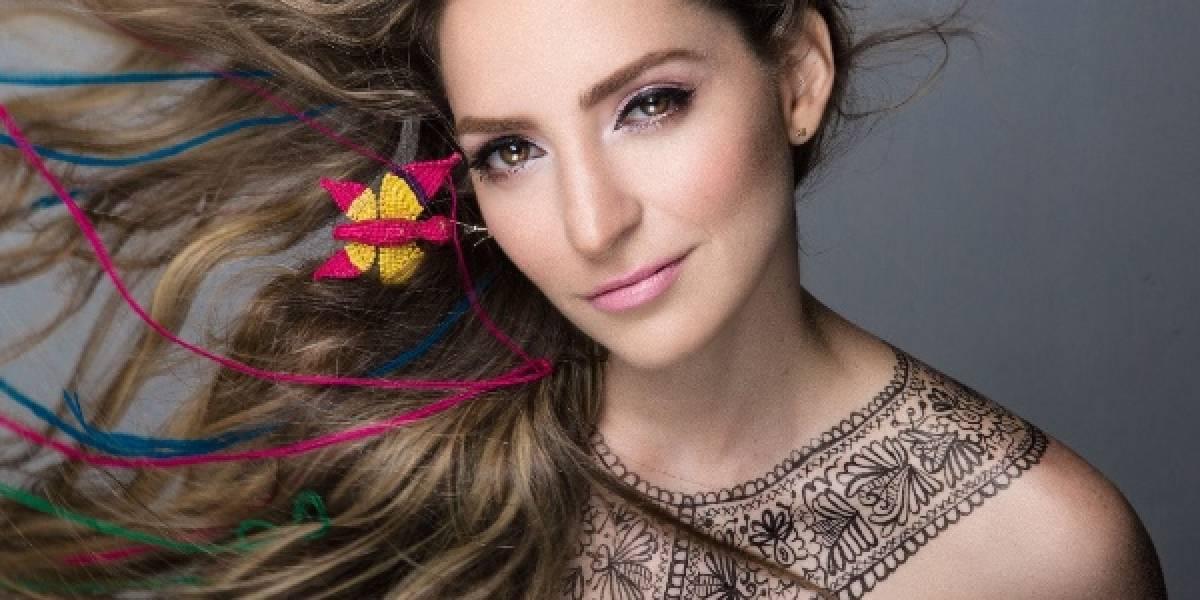 Mirella Cesa se presentará en premios La Musa en Miami