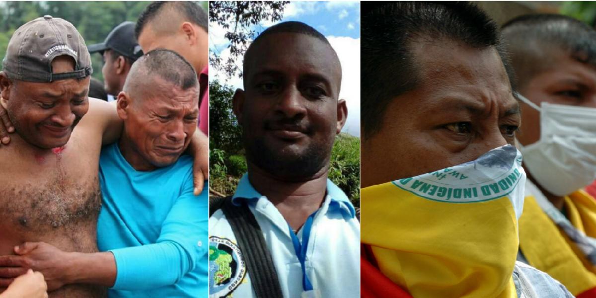 Al menos un policía muerto y dos heridos en el sur de Colombia