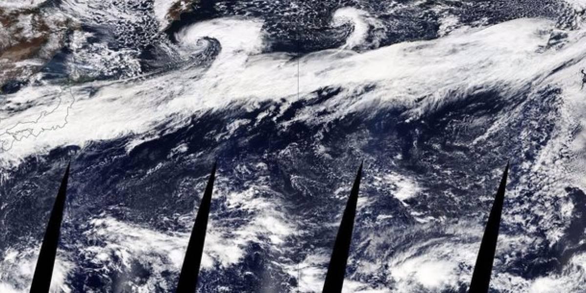 """""""La gran oscuridad"""": el impactante fenómeno climático que provocará tormentas simultáneas desde China a EEUU"""