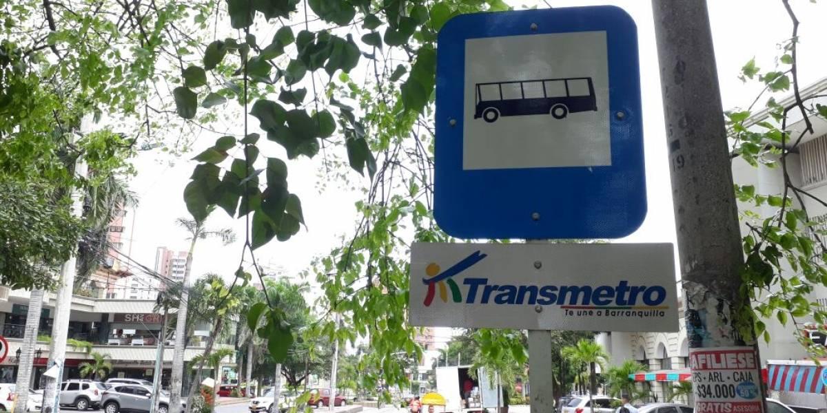 Transmetro traslada tres paraderos de rutas alimentadoras e instala dos nuevos
