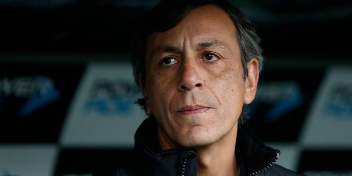 "Hugo Vilches con todo en Audax: ""Vamos a faltarle el respeto a Colo Colo"""