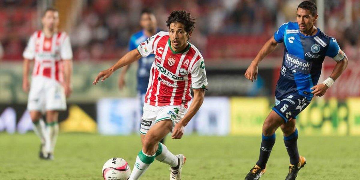 Directivo del Necaxa reconoció oferta de Colo Colo por Matías Fernández