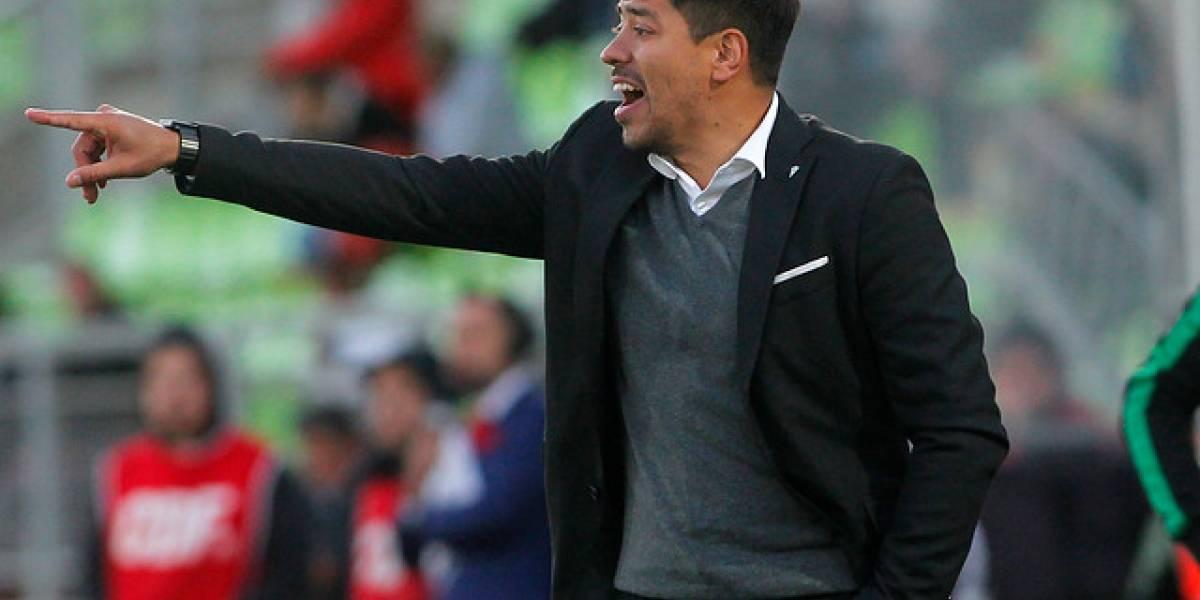 """Córdova le responde a dirigente que trató de """"fracaso"""" su era en Wanderers: """"Genera un clima de violencia"""""""