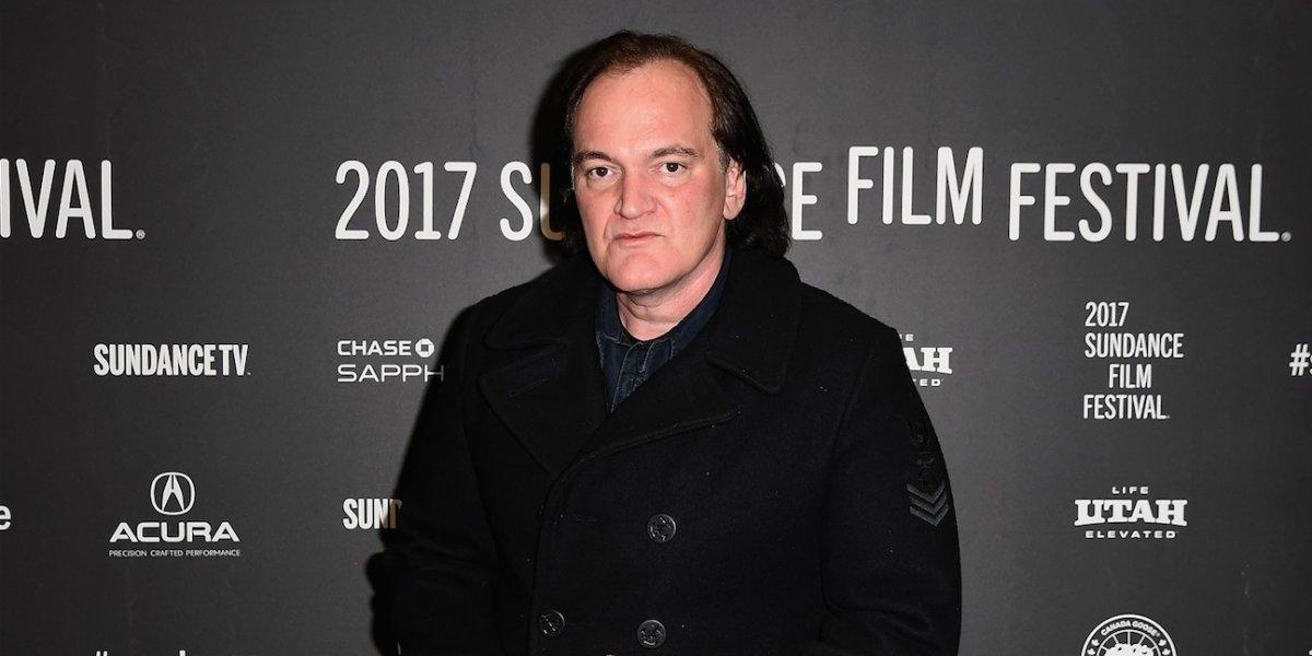 Quentin Tarantino admite saber de conducta sexual de Harvey Weinstein