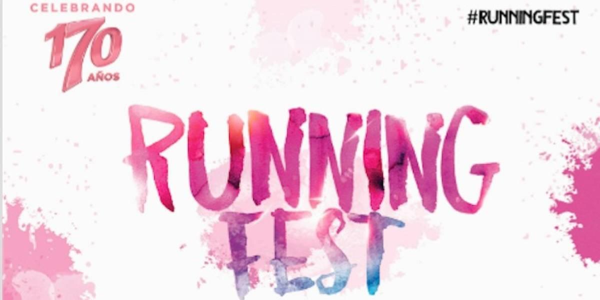 Publisporty Liverpool te invitan a participar en el #RunningFest