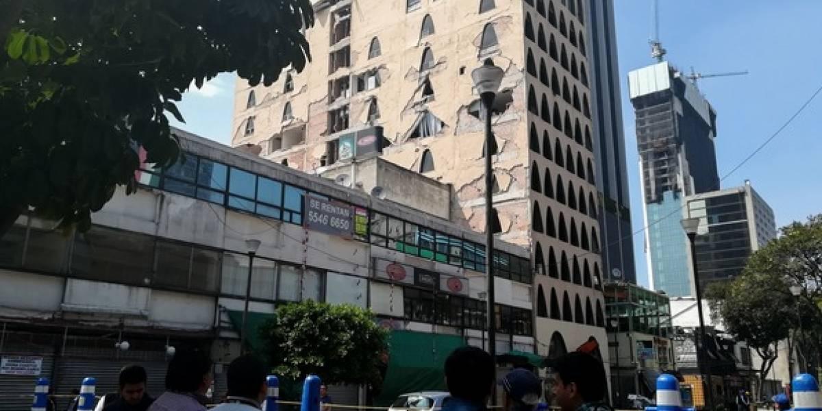 Más de mil 300 centros de trabajo reportados como inseguros tras sismo