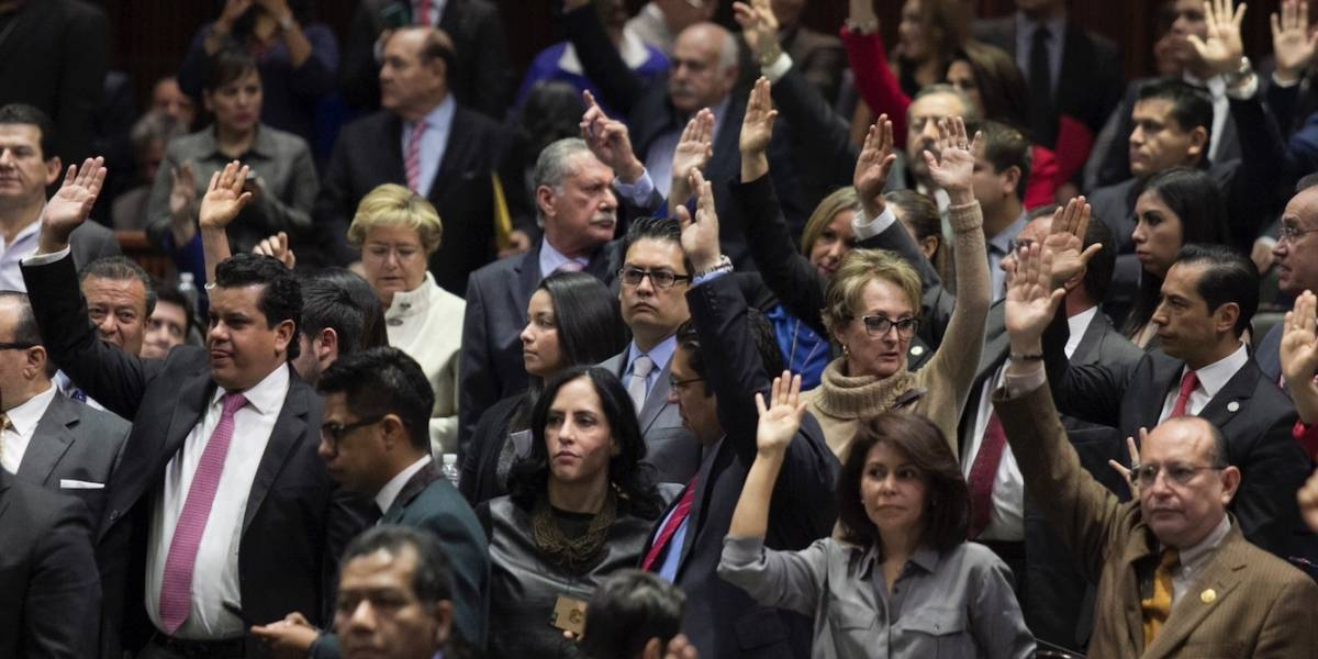 Diputados aprueban Ley Ingresos 2018 y fijan 43 mmdp para reconstrucción