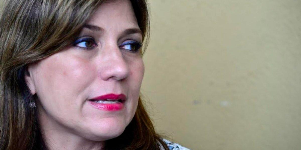 Ada Monzón, la mujer del tiempo