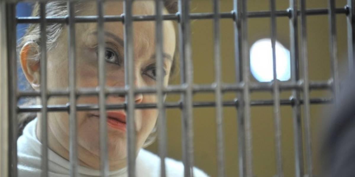 Elba Esther Gordillo espera resolución que declare su plena inocencia