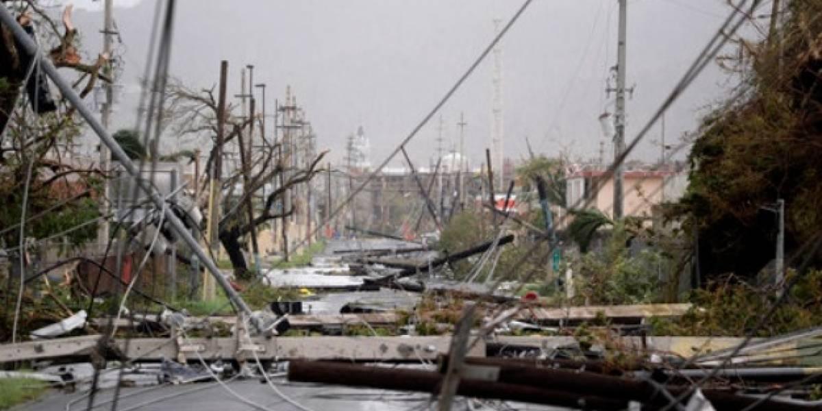 Puerto Rico sigue sin electricidad un mes después de María