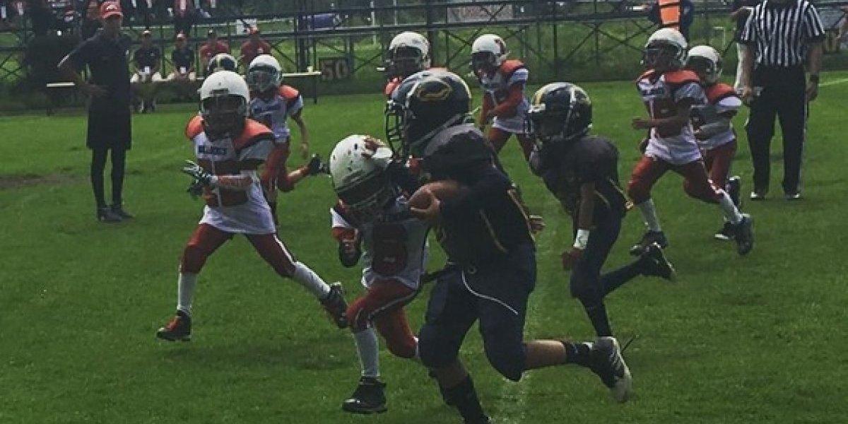 Diputada propone prohibir que niños jueguen futbol americano