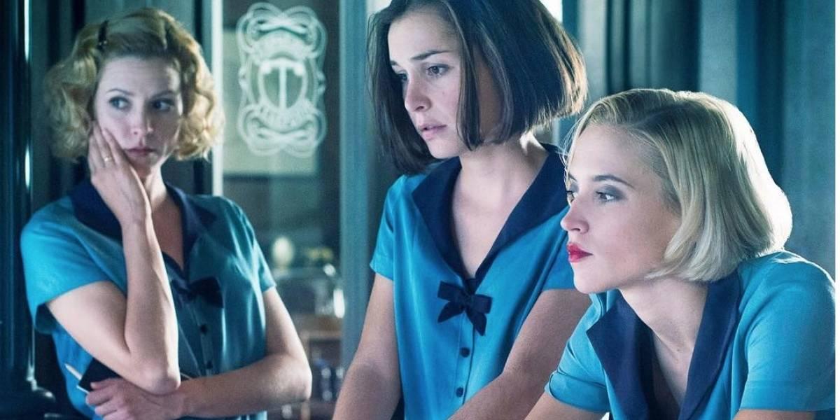 Las chicas del cable se alistan para segunda temporada